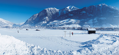cross country skiing paradise Gastein