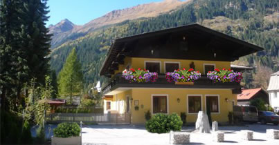 Appartement Bad Gastein